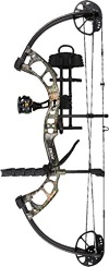 Bear Archery Cruzer Ready to Hunt Compound Bow Package 70lb
